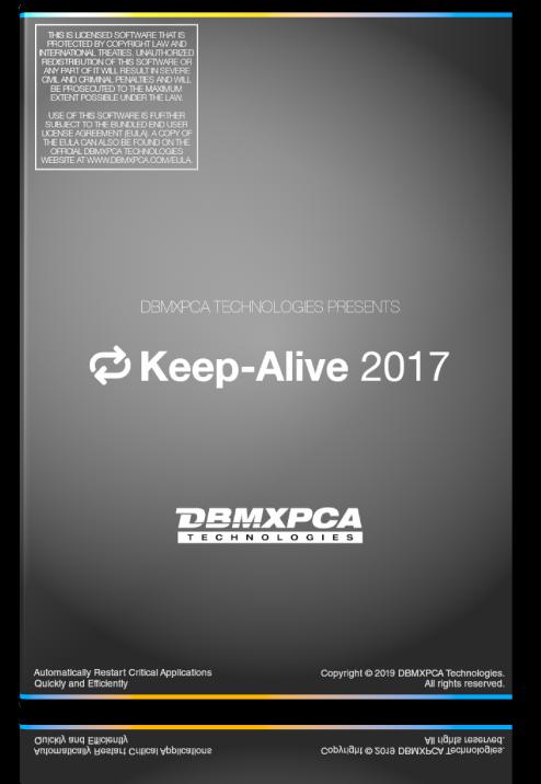 Keep-Alive 2017